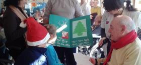 Celebrando la Navidad en la Residencia San José de Burjassot