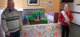 Fallas en la Residencia San José