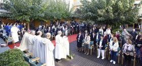 Celebración de la Semana de María Gay Tibau en la Residencia San José