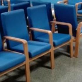 Mobiliario adecuado a las necesidades de la gente mayor