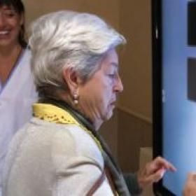 En las residencies geriátricas del IRSJG, estamos conectados