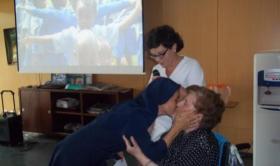 La Residencia San José entrega su donación a la Obra Social